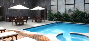 INDOOR POOL  Ramada Reforma Hotel