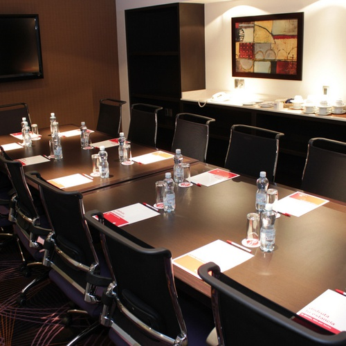 Meeting room Ramada Reforma Hotel