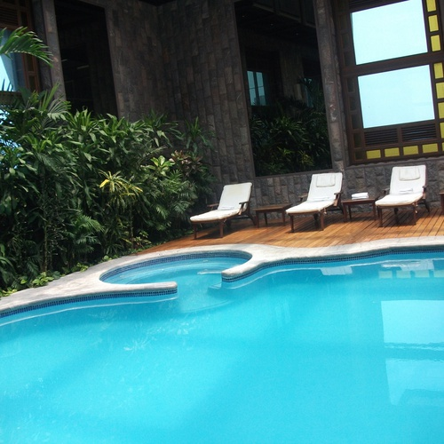 Swimming pool Ramada Reforma Hotel