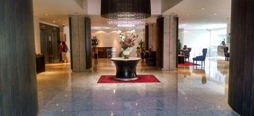 CHECK IN & OUT Ramada Reforma Hotel